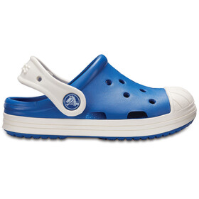 Crocs Bump It Sandals Children blue/white